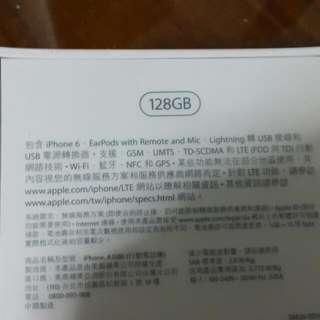 IPhone6-128G