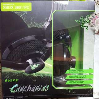Razer Carcharias gaming headset