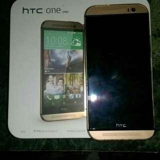 HTC M8故障機