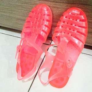 New Look果凍鞋✨