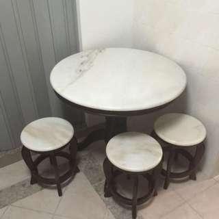marble tabel