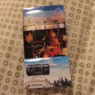 Singapore Flyer Tickets