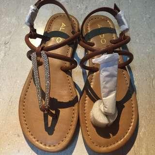 Brand New Authentic Aldo Sandals