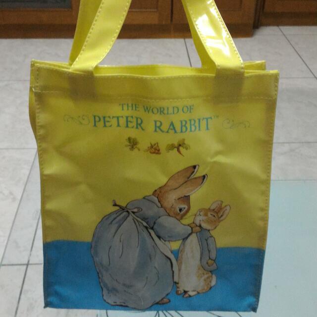 彼德兔小手提包