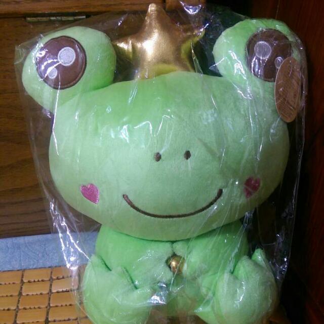 全新青蛙娃娃