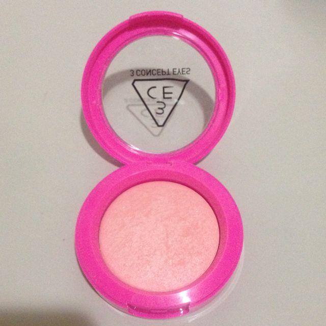 韓國 3CE 粉紅限定 好氣色粉嫩女孩腮紅 #BEBE PINK