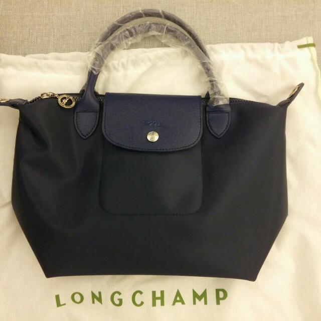全新 Longchamp 厚布款