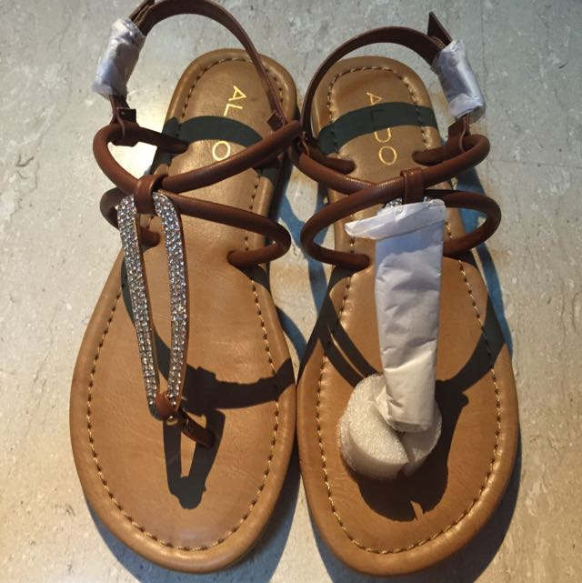 Brand New Authentic Aldo Sandals