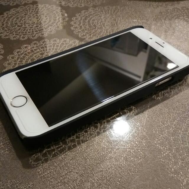 Iphone 6 白金64g
