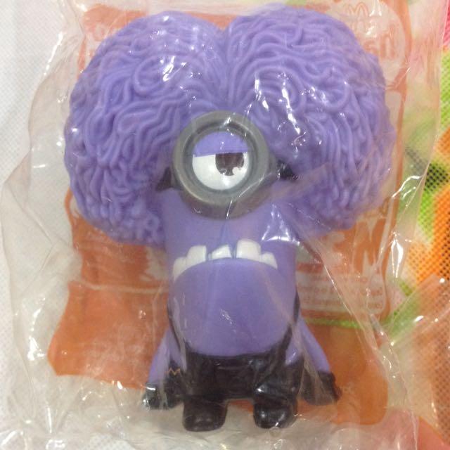 McDonald's Minion Toy Brand New In Box (AUS RARE)