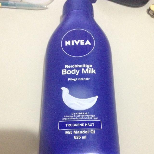 NIVEA妮維雅 滋養潤膚乳液 超值加量版 歐洲原裝進口