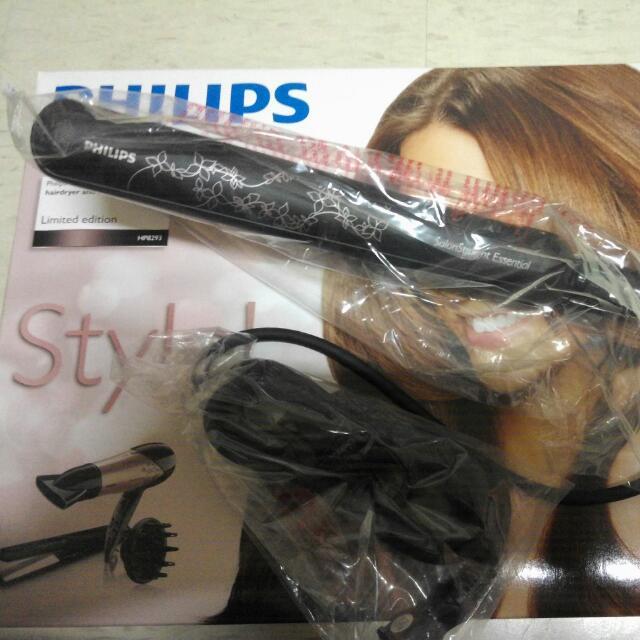 PHILIPS直髮造型器