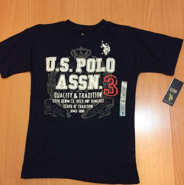 POLO T恤(8歲)