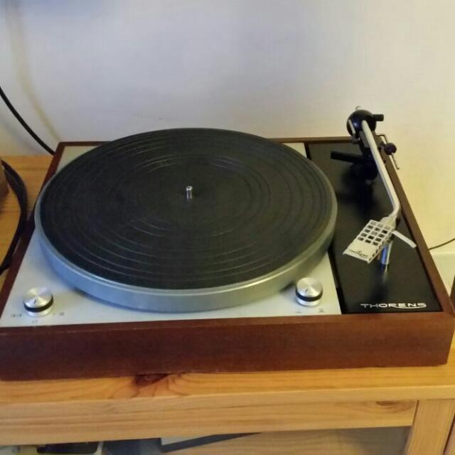 Thorens TD 150 Mkii, Vintage & Collectibles on Carousell