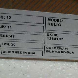 BNIB Osiris Relic Size US12
