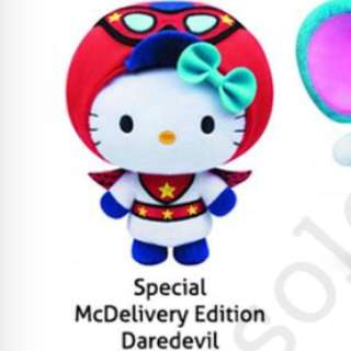 Dare Devil Hello Kitty (Limited Edition)