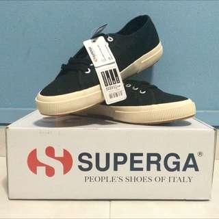 SUPERGA BLACK (NEW)
