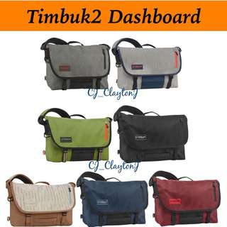 📢CJ - Timbuktu Dashboard Messenger
