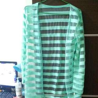 🎉條紋罩衫