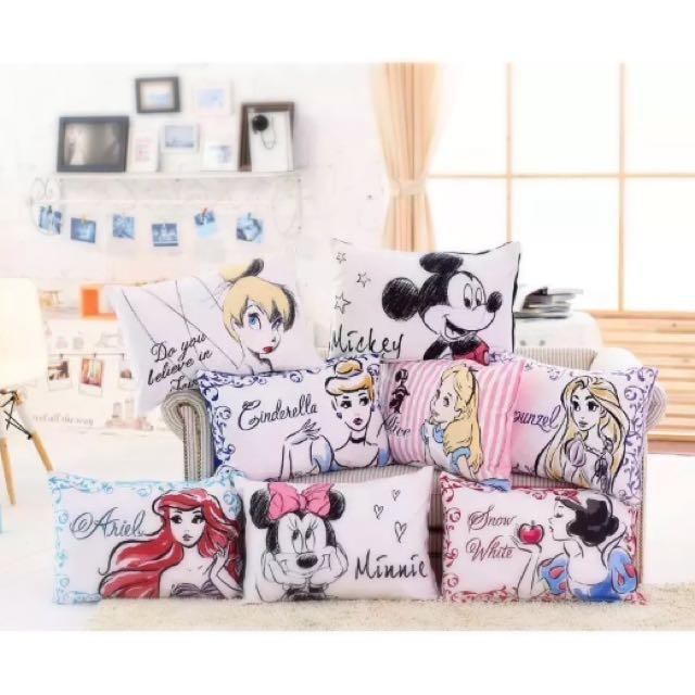 ✨迪士尼卡通枕頭套✨