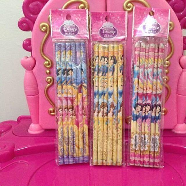 ❤️迪士尼公主鉛筆❤️