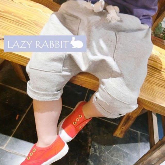 寶寶哈倫褲