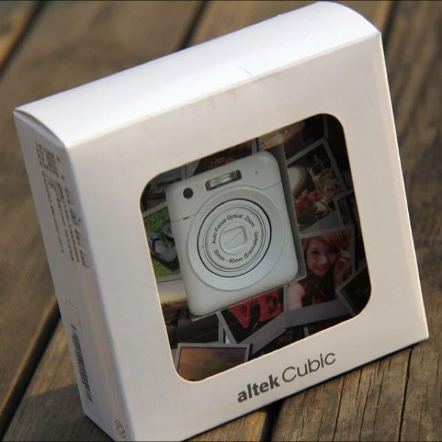altek Cubic 無線智慧型相機