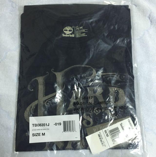 Timberland 短袖T恤 型號TB08351J