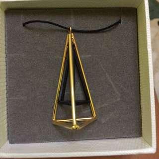 三角錐項鍊