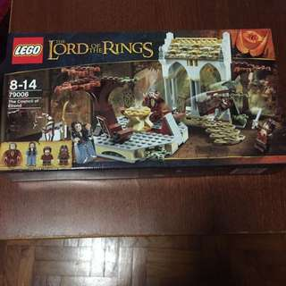 Lord Of The Rings Lego The Council Of Elrond