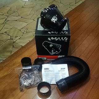 K&N APOLLO 57i Closed Intake System (CIS)
