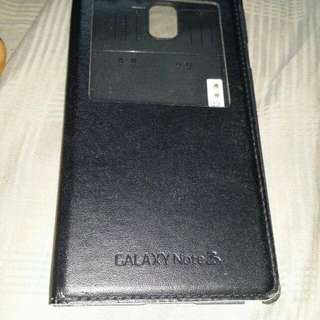 Samsung Galaxy Note 3 Flip Cover Case