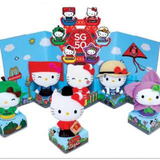 Macdonald SG50 Limited Edition