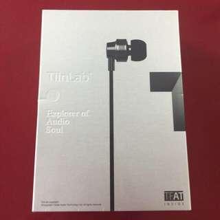 周杰倫代言TiinLab耳機 TT531