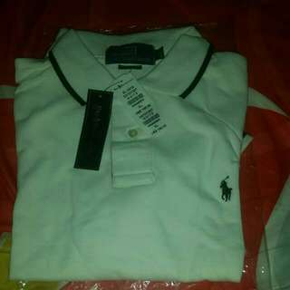 Authentic Polo Ralph Lauren Short Sleeved Polo T- Shirt