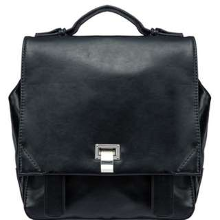 Something Borrowed Sleek Flap Backpack