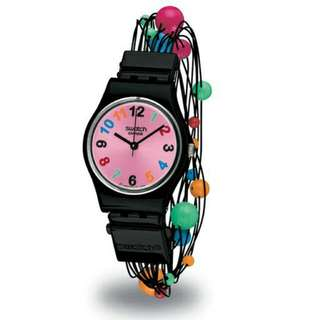 Swatch可愛女錶  原價2100,特價1200(含運)