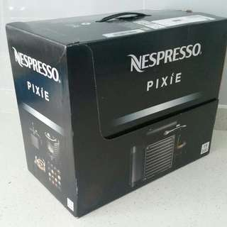Nespresso Pixie Electric Titan (Grey)