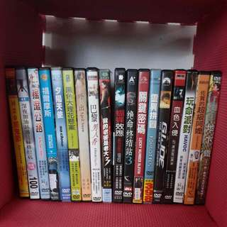 VCD.DVD「賣」or「換」