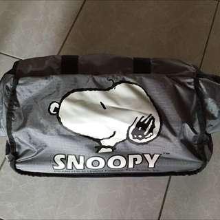 Snoppy四輪擴充旅行袋