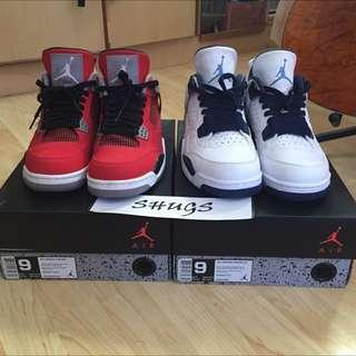 (Reserved) Air Jordan 4 Pack