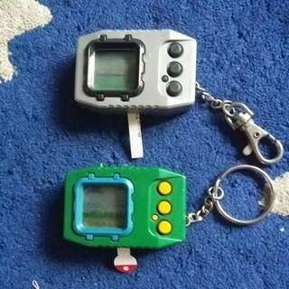 Digimon Keychain