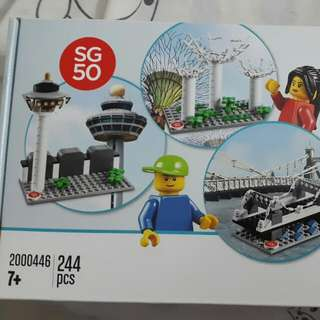 Limited Edition SG50 Lego Set
