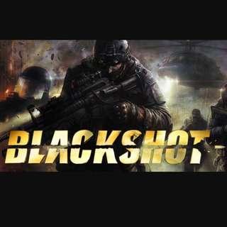 Blackshot Account!