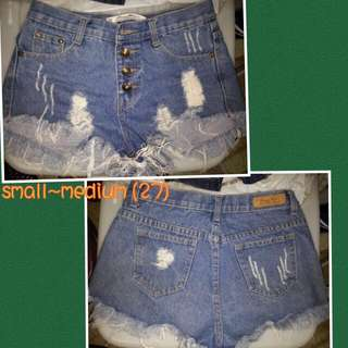 Size 27 I Think It Fits To Small And Medium Size ☺