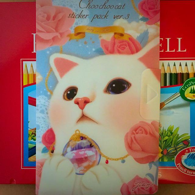 萌喵咪的貼紙🐱🐱