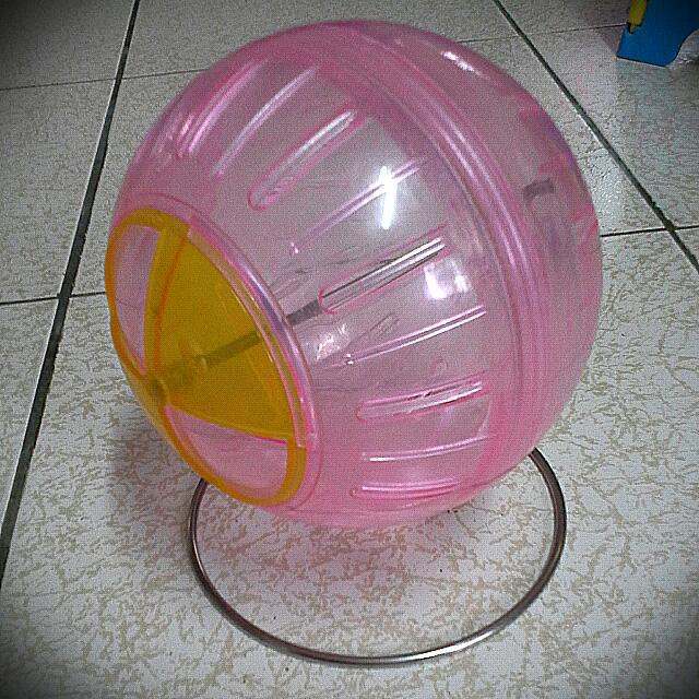 二手、寵物鼠塑膠球