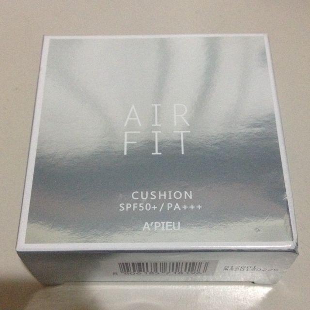韓國 A'PIEU/APIEU AIR FIT 高保濕空氣感氣墊粉餅 #23