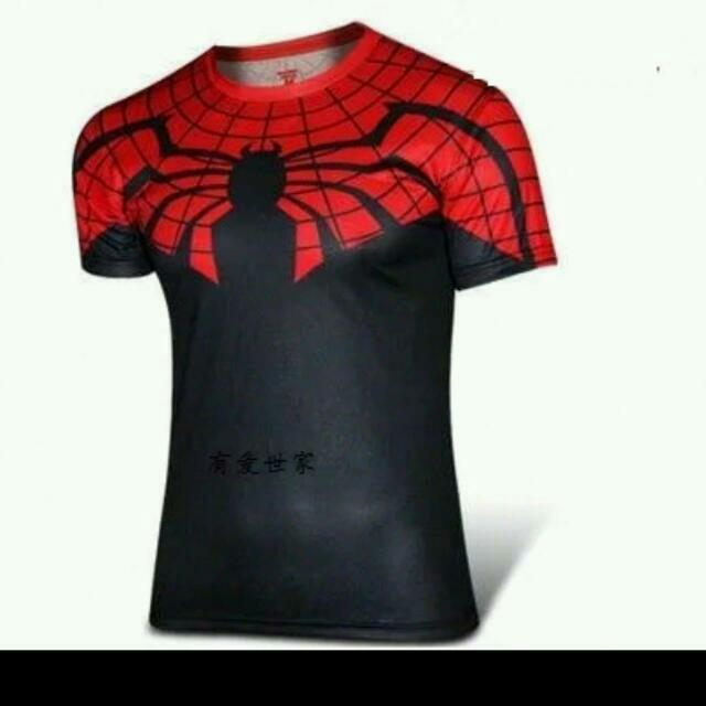 8ff96d1d Spiderman Dri-fit Shirt / Jersey - Free Postage, Sports on Carousell