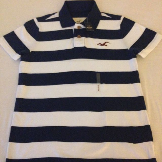 Hollister Polo With Tag